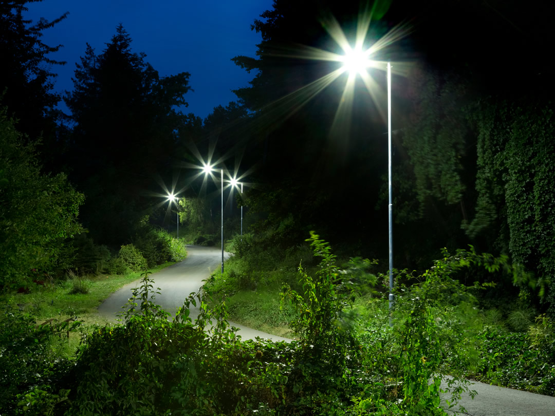 Luna Outdoor Solar Lighting Solutions - Home, Play, Work