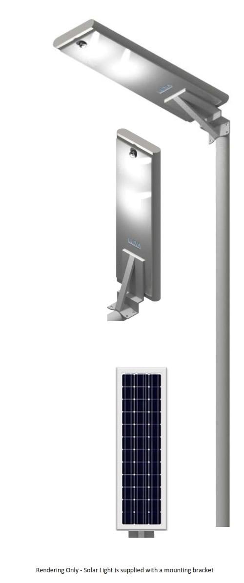 Luna-Outdoor-Solar-Lighting-Solutions-Model-130MP-panel