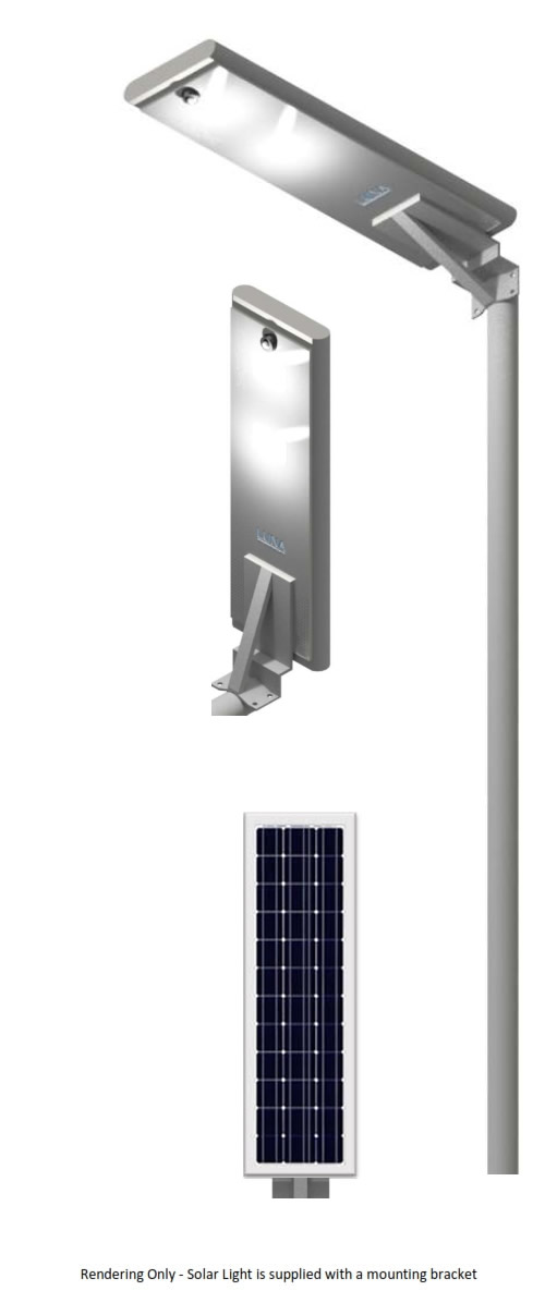 Luna-Outdoor-Solar-Lighting-Solutions-Model-140MP-panel